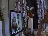 Natalia Rossi found Mr. Pete on the internet and arrange hard sex