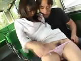 Teen Groped and Gangraped in Bus Uncensored Japanese Porn