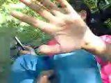 Asian Teen Fucked On A Bike While SMSing Her Boyfriend