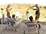 Behind The Scenes Of Anal Porn Movie