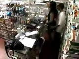 Lady Fucks Her Pharmacist Behind The Counter For A Free Medical Prescription