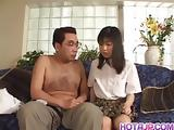 Sweet babe Anna Kuramoto  her banged - More at hotajp.com