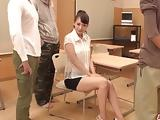 Yui Oba gets fresh cock to bang her pussy and ass